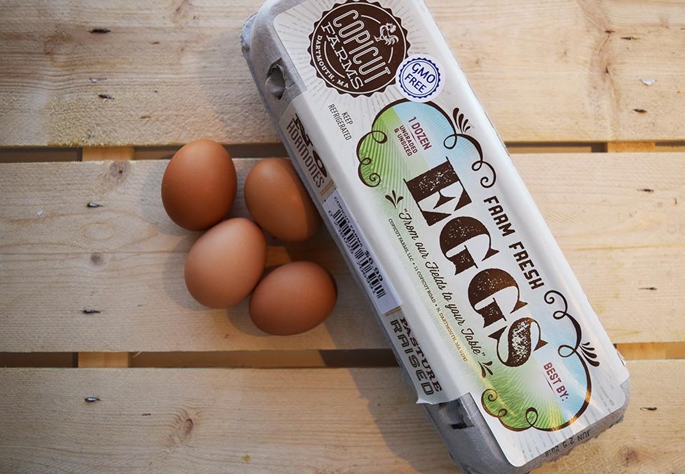 Copicut Local Eggs